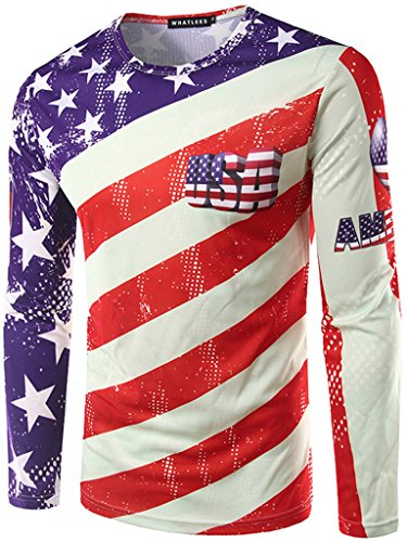 whatlees-men-t-shirt-long-sleeved-american-flag-pattern-western-popular-trendy-slim-feel-thin-transp