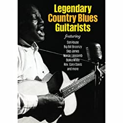 Legendary Country Blues Guitarists