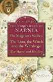 C. S. Lewis The Chronicles of Narnia , The Magician's Nephew: , The Lion, the Witch and the Wardrobe , The Horse and His Boy , Omnibus Edition: WITH