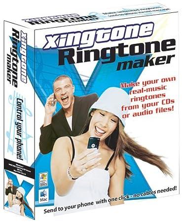 Roxio Xingtone Ringtone Maker (PC & Mac)