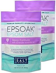 Sleep Formula Epsoak Epsom Salt (4lbs)