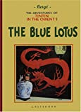 The Adventures of Tintin: The Blue Lotus (0867199067) by Herge
