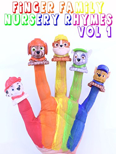 Family Finger Nursery Rhymes Vol 1