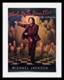 Michael Jackson blood on the dance floor tour poster (affiche) approx 36