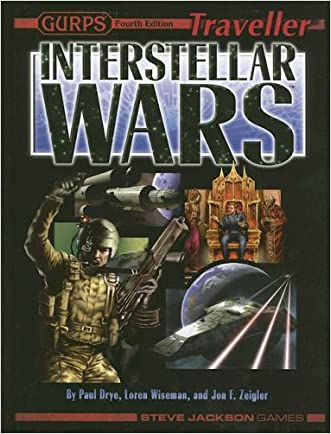 Gurps Traveller Interstellar Wars (Gurps Traveller Sci-fi Roleplaying)