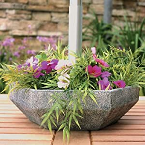 Umbrella Planter - Stone