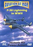 Aviation At War - P-38 Lightning In World War II [DVD]