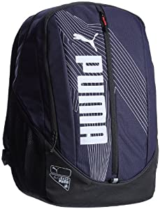 PUMA Rucksack Deck Backpack - Mochila, color azul, talla UA