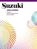 Suzuki Viola School: Piano Accompaniments