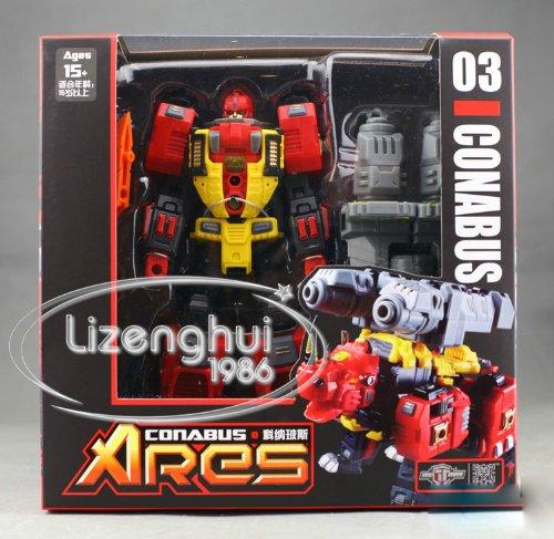 Transformers-TFC-Ares-02-Conabus-Aka-Predaking-Rhinoceros