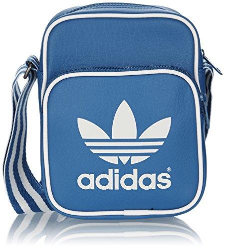 adidas Mini B Classic, Men's Carry-All Organizer Bag, Blue, One Size