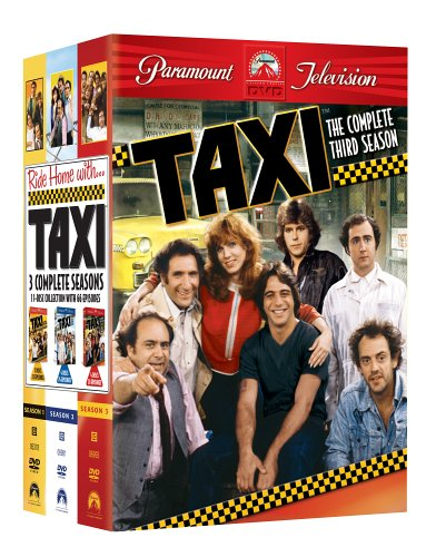 Taxi: Seasons 1-3 [DVD] [Import]