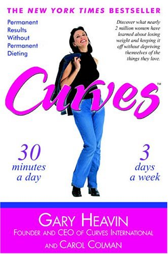 Image for Curves: Permanent Results Without Permanent Dieting