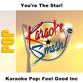 (The) Stonk (Karaoke-Version) As Made Famous By: Hale & Pace & The Stonkers