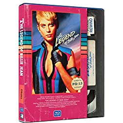 The Legend of Billie Jean (Retro VHS) [Blu-ray]