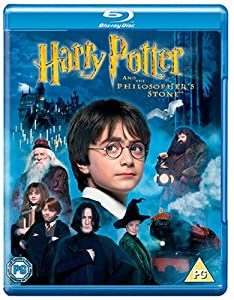Harry Potter And The Philosopher's Stone [Blu-ray] [Region Free]