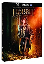 Le hobbit : la désolation de smaug - DVD + DIGITAL Ultraviolet