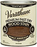 Rust-Oleum 262005 Varathane Premium Fast Dry Wood Stain, 32-Ounce, Early American