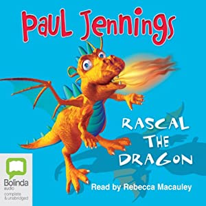 Rascal The Dragon: Collection 2 | [Paul Jennings]