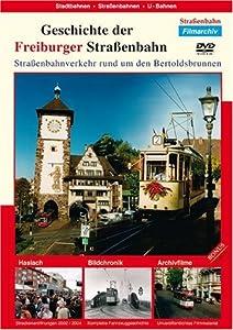 Geschichte der Freiburger Straßenbahn