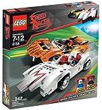 LEGO Racers:  Speed Racer & Snake Oiler