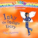 Rainbow Magic: Inky the Indigo Fairy Audiobook by Daisy Meadows Narrated by Kathleen McInerney