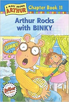 Amazon Arthur Rocks With Binky A Marc Brown Arthur Chapter Book 11 Marc Brown Arthur