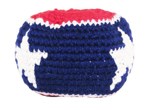 Hacky Sack - Red White & Blue Stars - 1