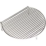 Aura Outdoor Products AOP-GX Stack Rack Grill Extender for Big Green Egg, Kamado Joe