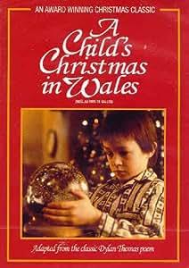 A Child's Christmas in Wales / Noël au pays de Galles (Bilingual)