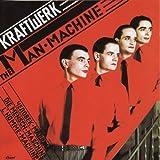Kraftwerk - The Man Machine - Mounted Poster
