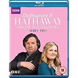 Shakespeare & Hathaway: Private Investigators - Series 2 [Blu-ray]