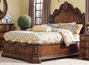 Hooker furniture beladora california platform for Beladora bedroom set