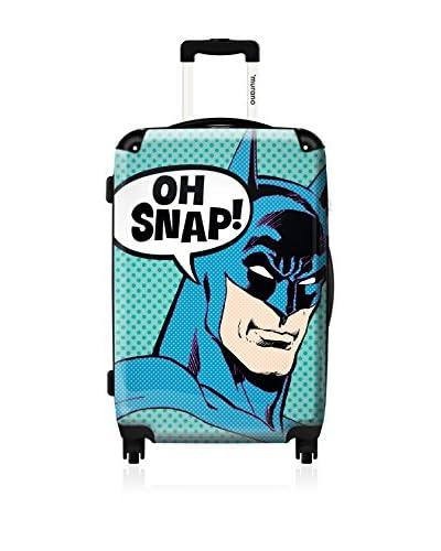 ikase Oh Snap Batman 24 Hardcase, Blue