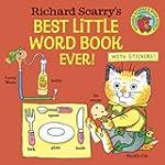 Richard Scarry's Best Little Word Boo...