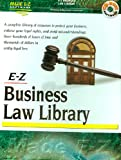 E-Z Software Business Law Library 4 CD Rom Discs