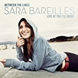 Pop CD, Sara Bareilles - Between The Lines : Live At Fillmore (DVD+CD)[002kr]