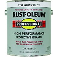 Rust Oleum 242256 VOC For SCAQMD Professional Enamel