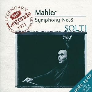 Mahler: Symphony No. 8 / Popp · Auger · Minton · Harper · Kollo · Shirley-Quirk · Talvela · Chicago SO · Solti