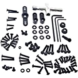 Hpi 1/10 Firestorm 10 T Nitro * 85+ Piece Screw & Tool Kit * Servo Horns Wrench