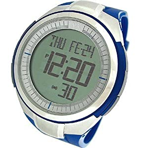 Emporio Armani AX1108 - Reloj de pulsera hombre, caucho, color azul