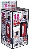 Meltec [ メルテック ] ガソリン携行缶ボトルタイプ1L [品番] FK-02