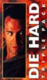 Die Hard Three Pack [VHS]