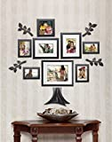 Philip Whitney Family Tree of Life 13 Piece Wall Display Collage Picture Frame Set