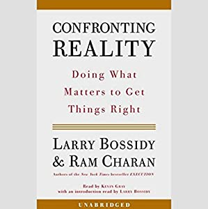 Confronting Reality Audiobook