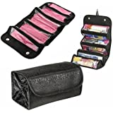 MSmask Portable Multifunction Folding Travel Cosmetic Bag Makeup Case Pouch Toiletry Organizer
