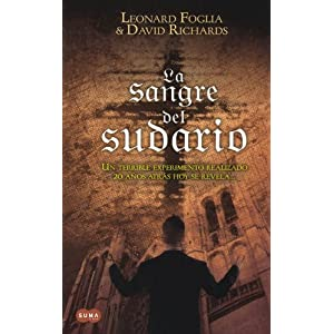 La sangre del Sudario = The Blood of the Cloth (Spanish Edition) Leonard Foglia and David Richards