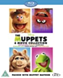 The Muppets Bumper 6 Movie Collection [Blu-ray] [Region Free]