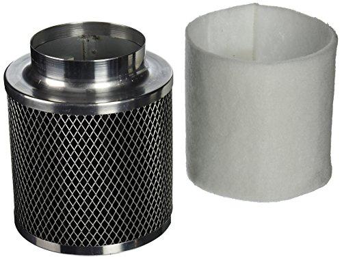 Phresh 701255 Intake Filter, 4-Inch by 6-Inch, 140 CFM