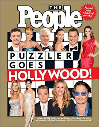 The People Puzzler Goes Hollywood!